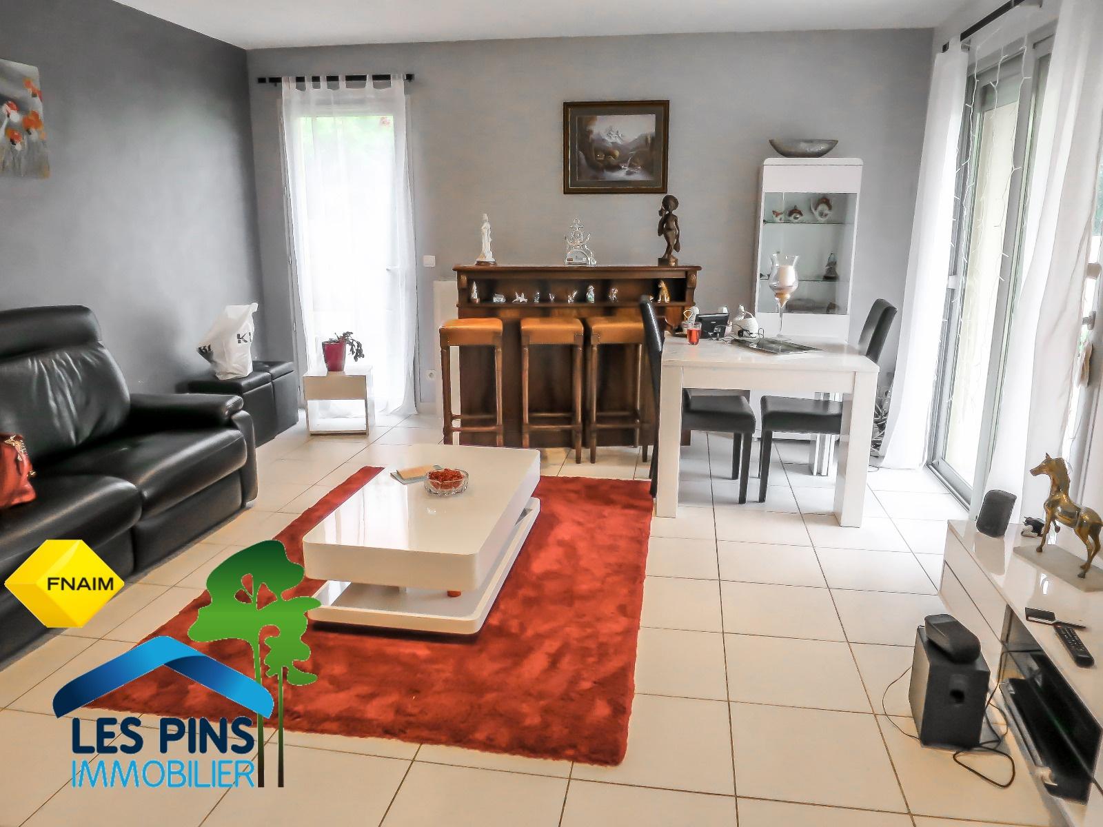 Appartement T3 65 M2 Avec Jardin Privatif Env 100 M2